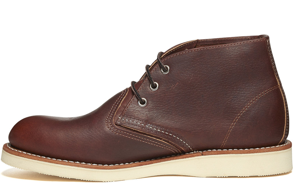3141 Heritage Work Chukka Boot in Brown