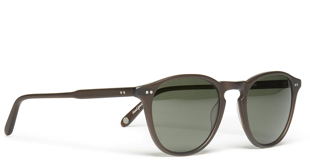 Hampton Sunglasses in Matte Espresso