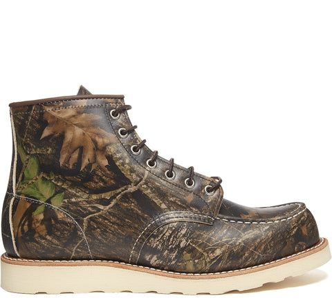 8884 Heritage Work Moc Toe Boot in Camo