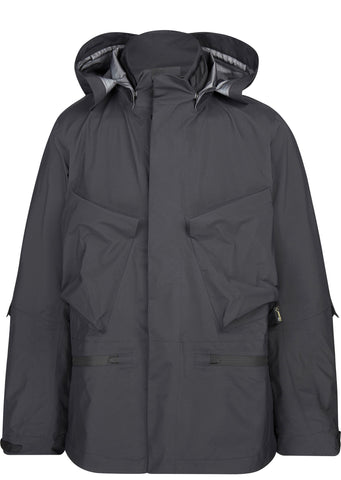J-56 3L Gore-Tex Pro Interops Field Jacket in Black