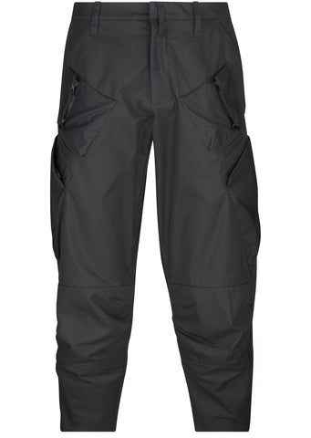P24A-S HD Gabardine Articulated BDU Trouser in Black