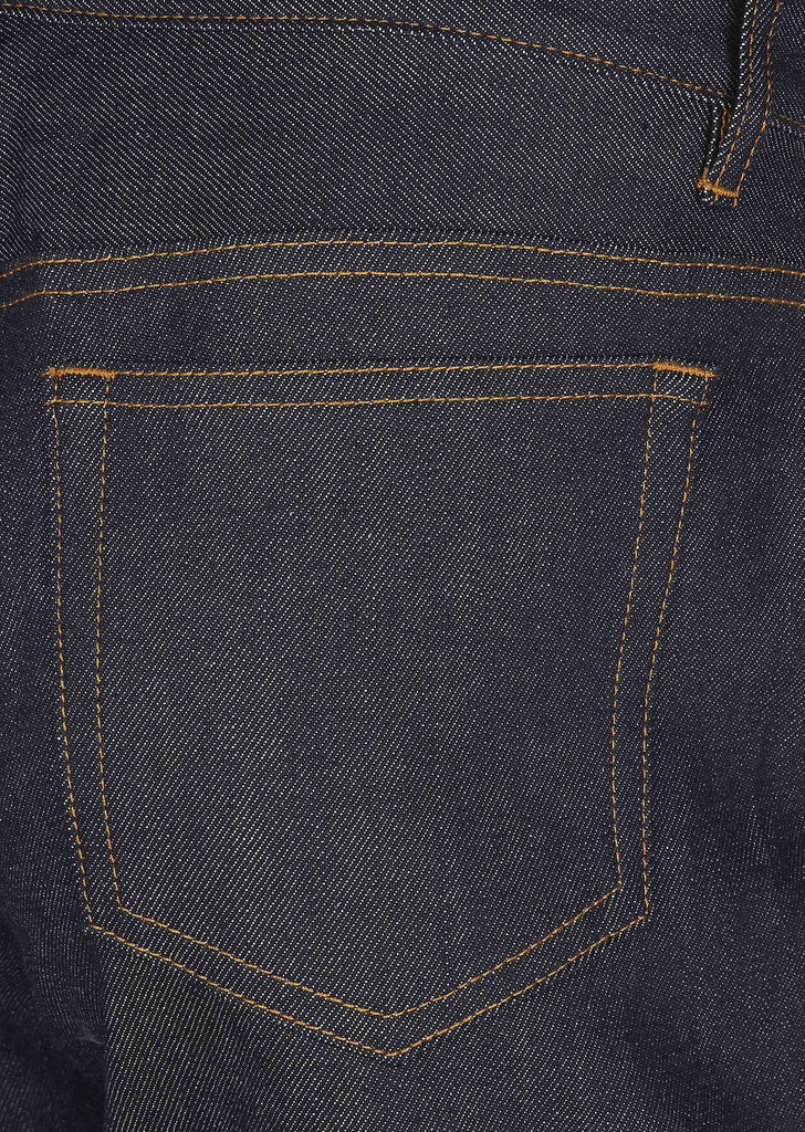 Denim Stretch Petite Standard Jeans in Indigo