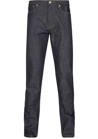 Denim Stretch Brut Petite New Standard Jeans in Indigo