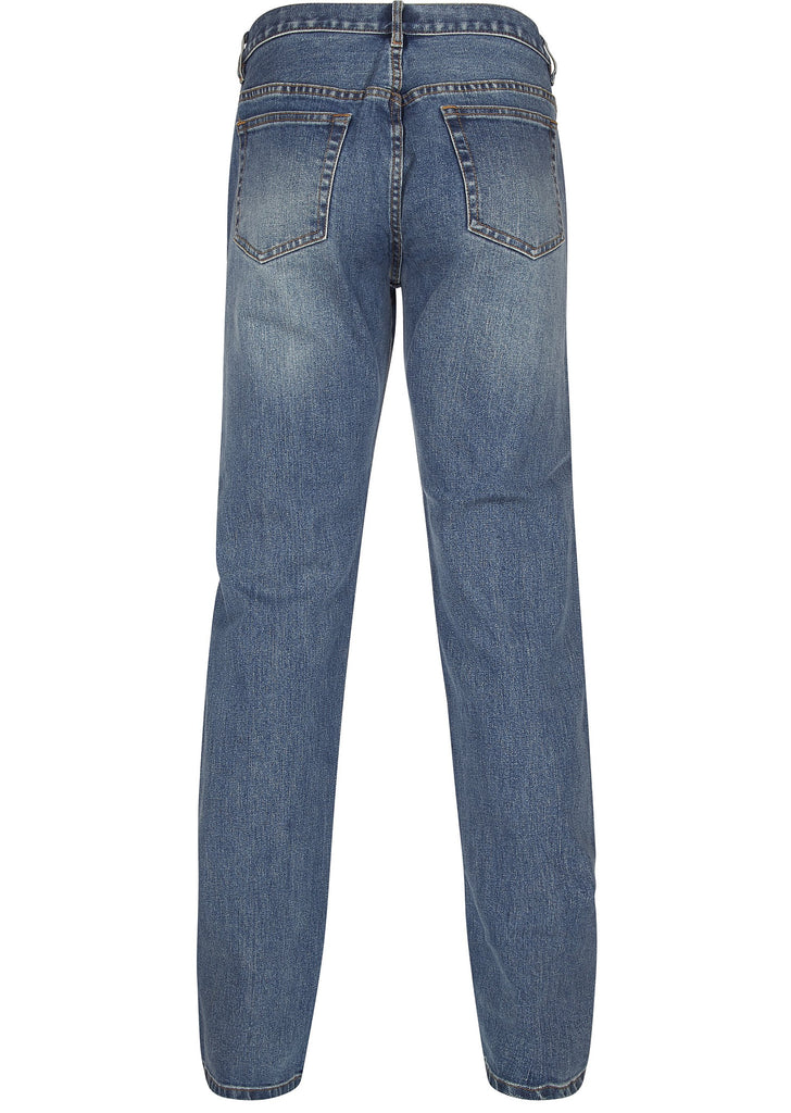 Denim Stretch Delave New Standard Jeans in Stone Wash