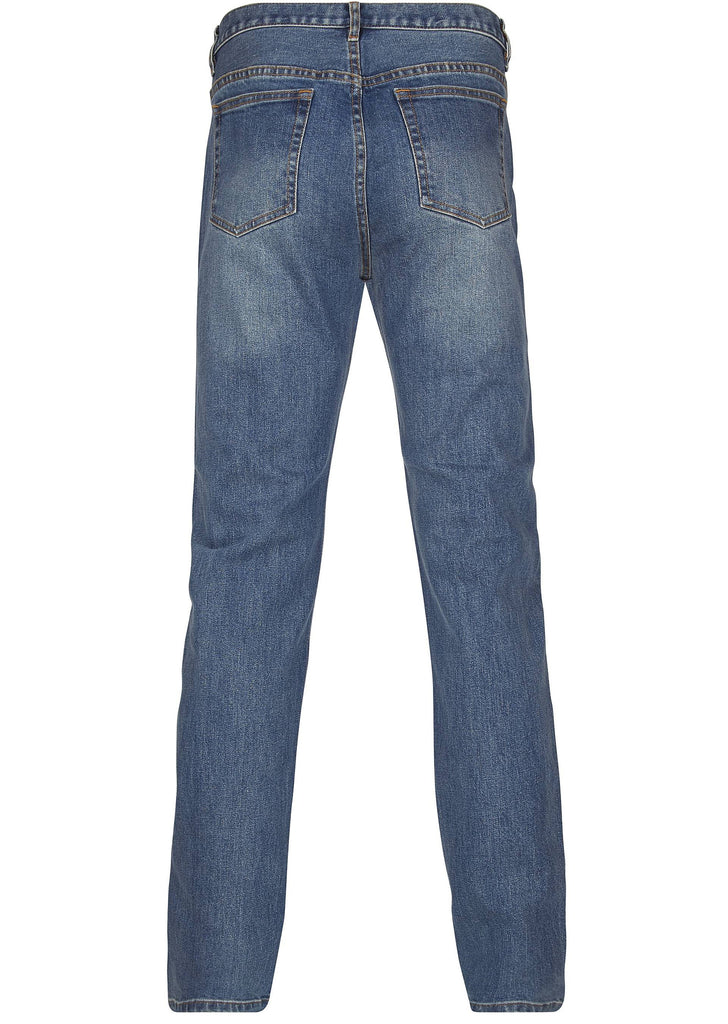Denim Stretch Delave Petite New Standard Jeans in Stone Wash