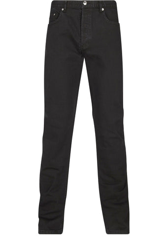 Denim Noir Lave New Standard Jeans in Black