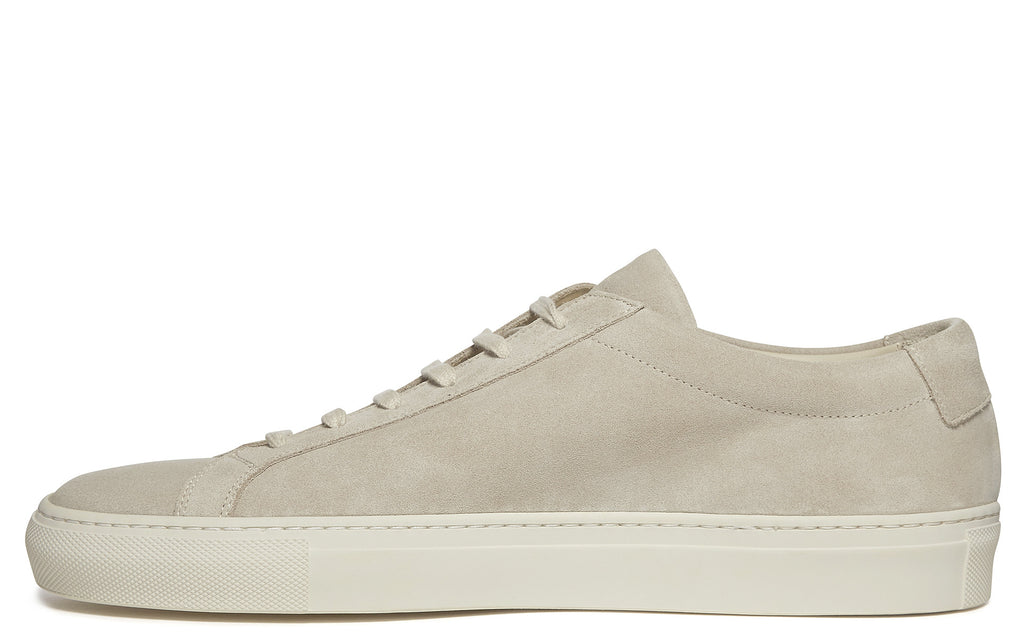 Original Achilles Low Leather Sneaker in Off White