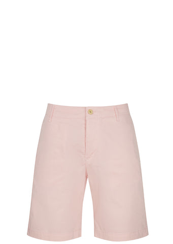 SS17 Cadet Garment Dyed Short in Pink