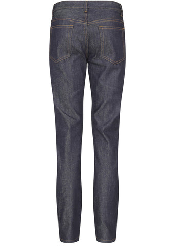 Denim Stretch Brut Dark Slim Jeans in Indigo