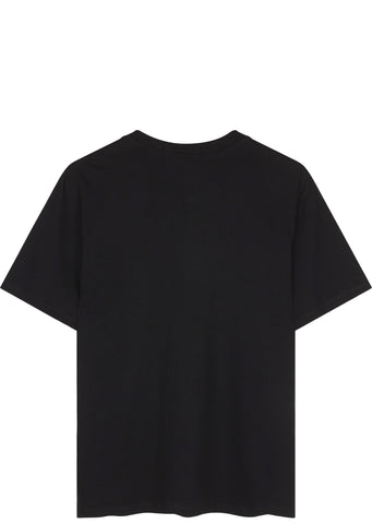 SS17 Bonded Barcode T-shirt in Black