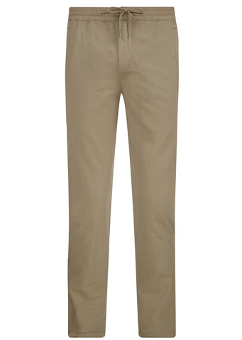 SS17 Drawcord Trouser in Washed Sand