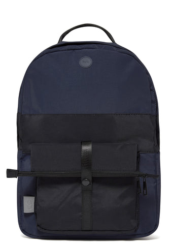 SS17 Pocket Backpack in Blue