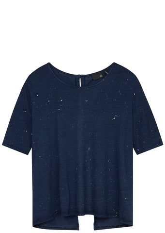 SS17 Scoopneck Scoopneck T-Shirt in Navy