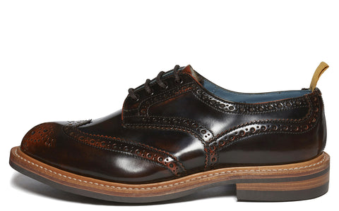 SS17 Bourton Revival Bonail Brogue in Brown