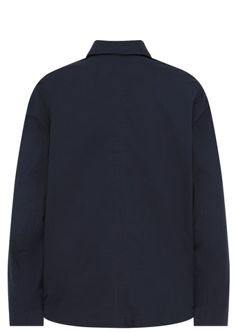SS17 Gabel Cotogum Coach Jacket in Navy
