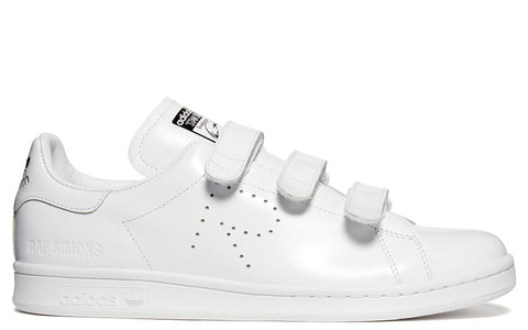 SS17 Velcro Stan Smith Sneakers in White