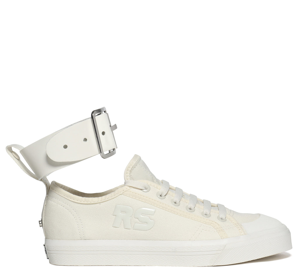 SS17 Spirit Buckle Sneaker in White