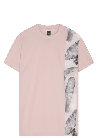 SS17 Sliced T-shirt in Pink
