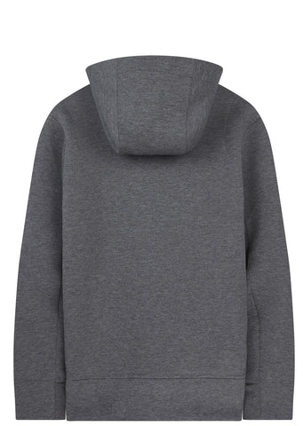 SS17 Neo Bonded Zipper Sweatshirt in Grey