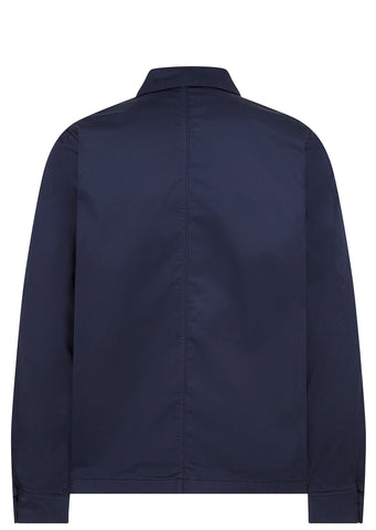 Albam Advisors Jacket in Navy