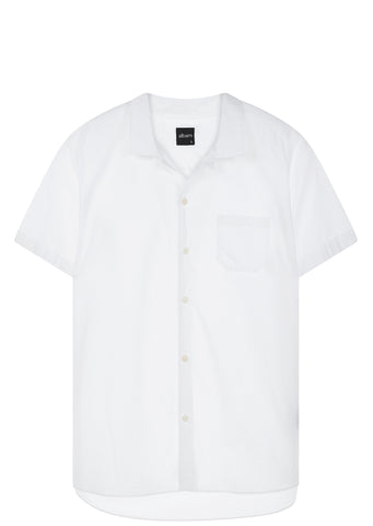SS17 Panama Shirt in White