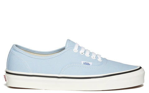 SS17 'Authentic' Canvas Sneaker in Light Blue