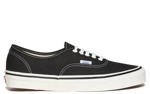 SS17 'Authentic' Canvas Sneaker in Black
