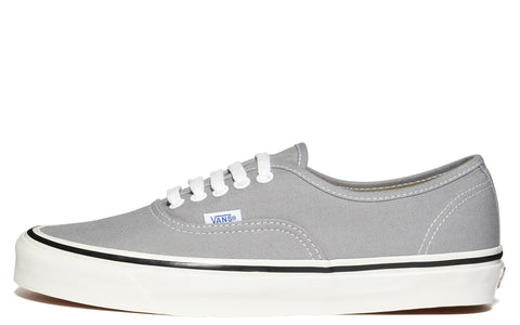 SS17 'Authentic' Canvas Sneaker in Grey