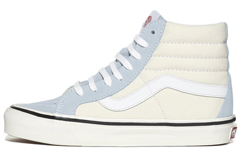 SS17 Authentic Sk8-Hi Sneakers in Light Blue