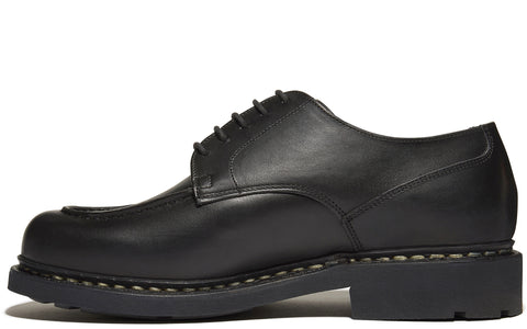SS17 Chambord Full Grain Leather Shoe in Black