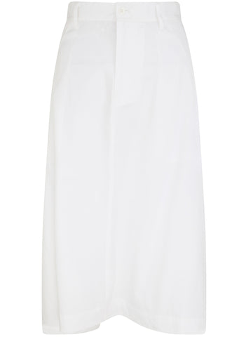Y-3 Technical Skirt in White