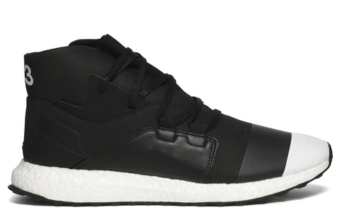 SS17 Kozoko Boost Hi Sneaker in Core Black/White
