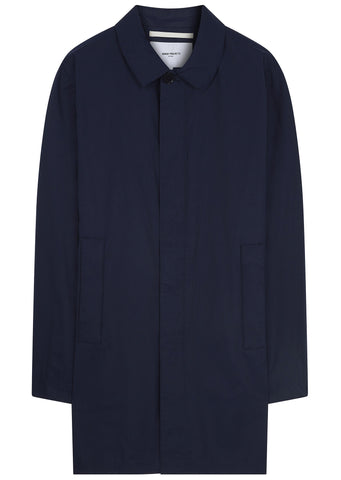SS17 Thor Crisp Cotton Jacket in Navy