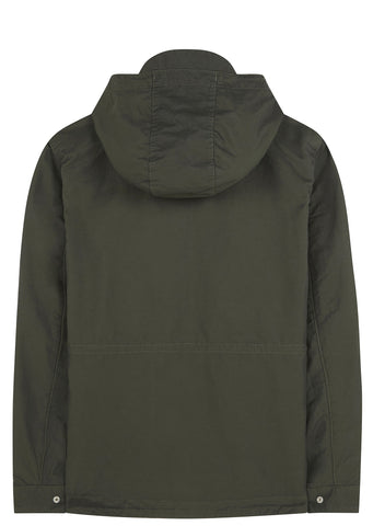 SS17 Summer Nunk Jacket in Dried Olive