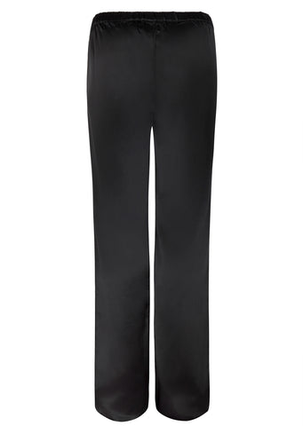SS17 Pyjama Trousers in Black