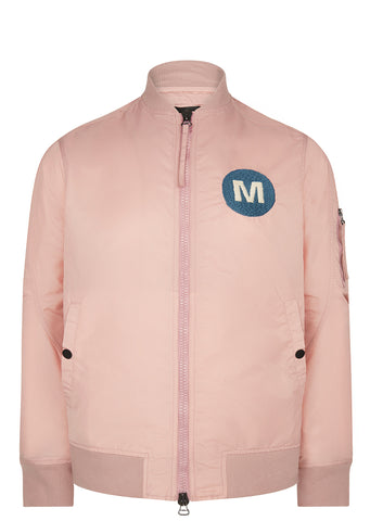 SS17 M.A.H.A. Spectrum Jacket in Pink