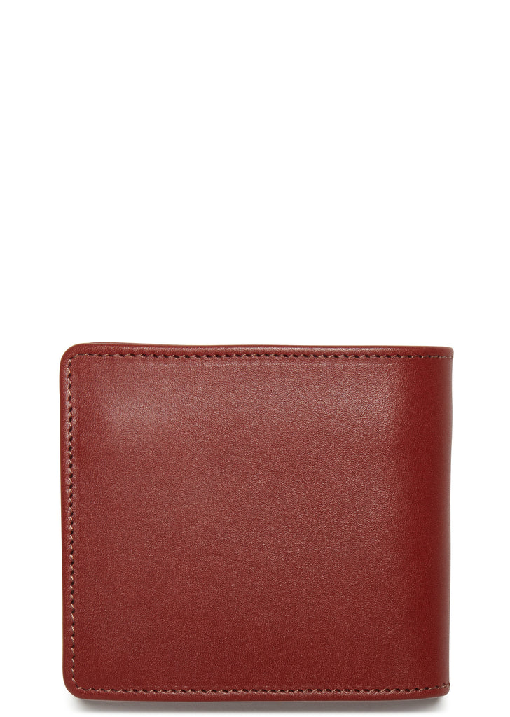 SS17 London Wallet in Brandy