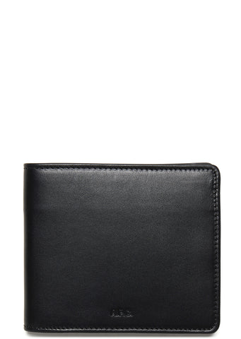 SS17 London Wallet in Black