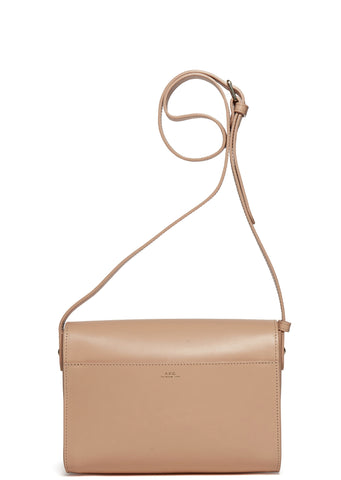 SS17 Sac Greenwich in Beige Rose