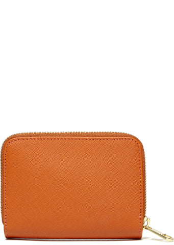 SS17 Constance Wallet in Orange