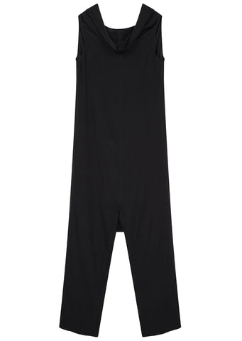 SS17 Sleeveless Jumpsuit in Black