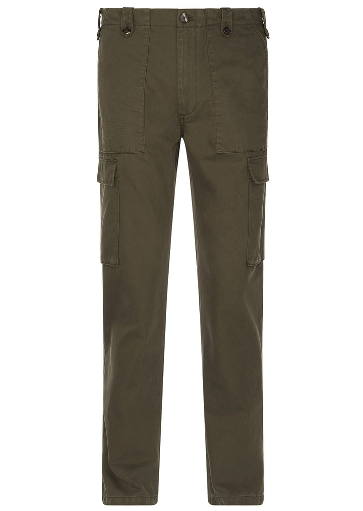 SS17 Military Pants in Olive