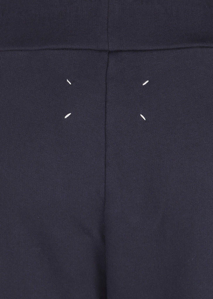 SS17 Cotton Compass Jogging Pant in Navy