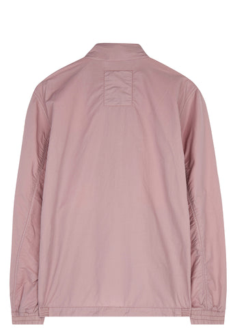 SS17 Light Coach Jacket in Pale Pink