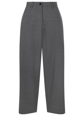 SS17 Summer Boyfriend Trouser in Grey