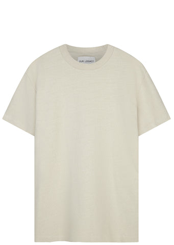 SS17 Box Shirt in Sand