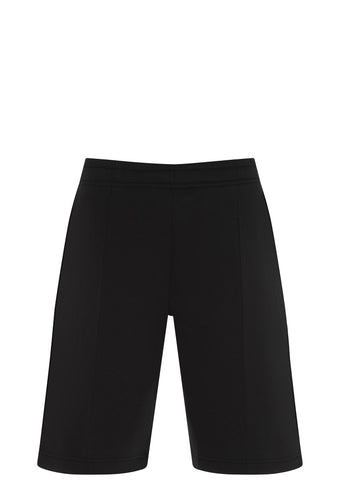 SS17 Scuba Track Short in Black