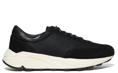 SS17 Mono Runner in Black