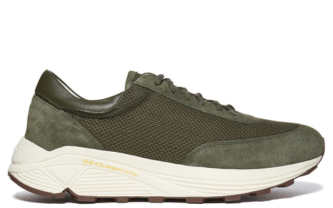 SS17 Mono Runner in Green