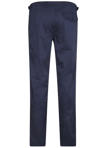 SS17 BDU Garment Dyed Trouser in Navy